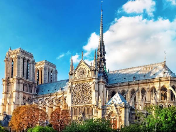 Vẻ đẹp của những của các nhà thờ cổ trên Thế Giới (Phần 2)