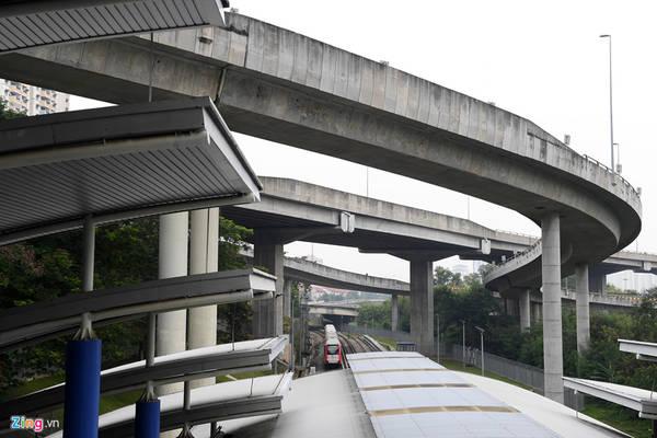 Mặc dù hạ tầng giao thông khá tốt và không cấm sử dụng xe máy, Kuala Lumpur vẫn bị rắc rối lớn vì tình trạng kẹt xe, đặc biệt vào các khung giờ cao điểm. Việc áp thuế thấp cùng thương hiệu ôtô nội địa khiến cho xe hơi cá nhân tăng chóng mặt. Tàu điện nội đô trở thành một giải pháp hữu ích cho việc đi lại hàng ngày.