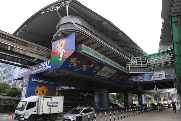 Hệ thống Metro Kuala Lumpur được đầu tư xây dựng sớm hơn Việt Nam hơn 20 năm (từ năm 1995).