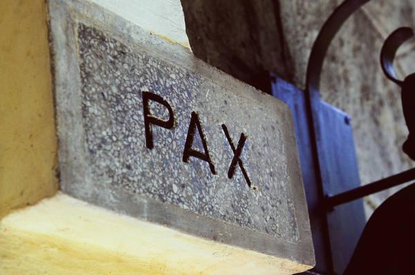 """Trong số các căn biệt thự hiện tại thì căn số 26 đặc biệt hơn, khi người chủ khắc sâu chữ """"PAX"""" vào tường và nay vẫn còn. Trong tiếng La tinh và thuật ngữ của Thiên chúa giáo thì """"PAX"""" có nghĩa là bình yên, nên căn biệt thự này còn có tên gọi là """"Căn nhà bình an"""". Chủ nhân của căn nhà này cũng là người sản xuất, bán phô mai cho các hộ gia đình trong làng và các khu vực lân cận thời bấy giờ."""