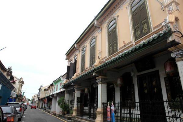 Bảo tàng di sản Baba Nyonya - Ảnh: Thủy Trần