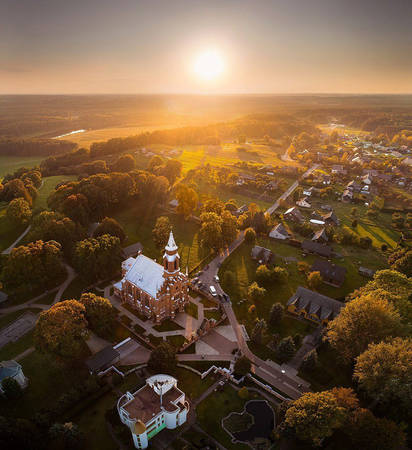 Litva cũng là quốc gia có bề dày lịch sử và văn hóa.
