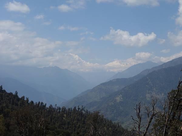 Dãy núi Annapurna South
