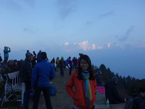 Đón bình minh trên đỉnh Poon Hill