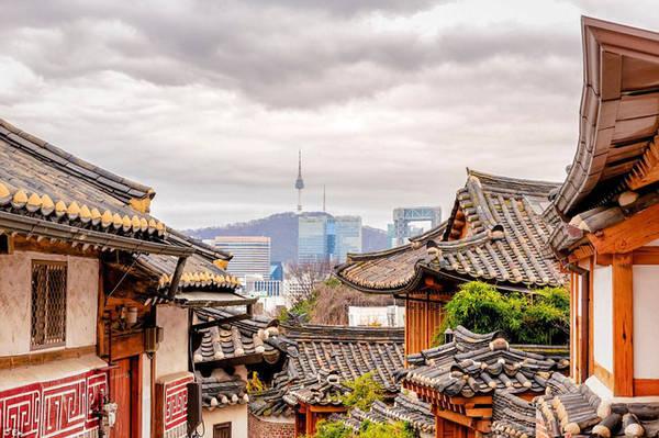 """Hàn Quốc được miêu tả là """"sân chơi nhỏ gọn của châu Á hiện đại"""" với cuộc sống đô thị ồn ào, náo nhiệt"""
