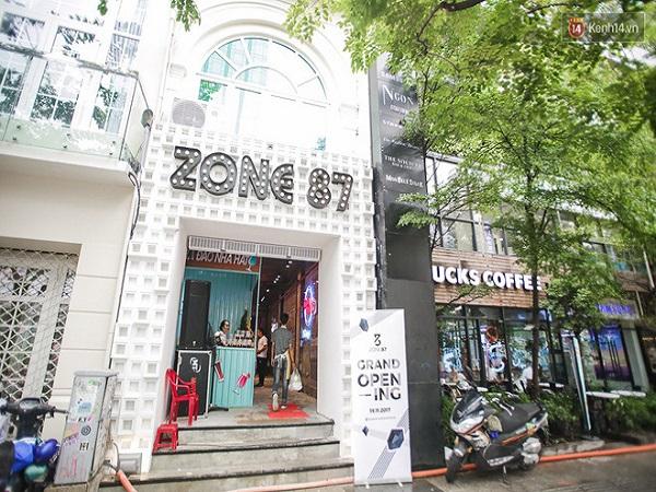 Có gì ở Zone 87 – khu tổ hợp ăn chơi, mua sắm mới của Midu dành cho giới trẻ Sài Gòn?