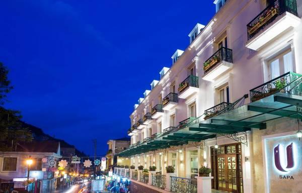 Gợi ý 6 khách sạn Sapa trung tâm có view hướng núi siêu đẹp