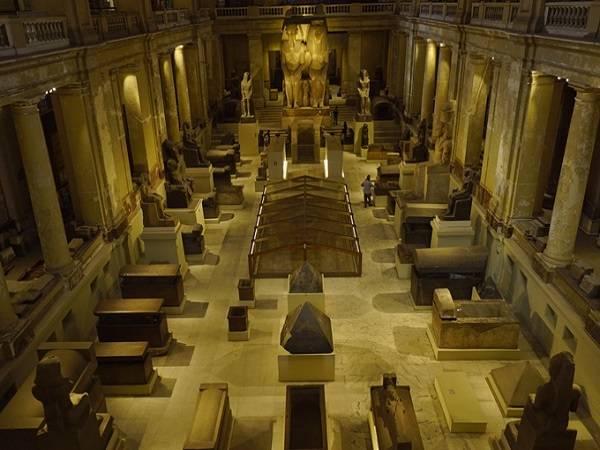 Bảo tàng Cairo - Ảnh: Thiết Nguyễn