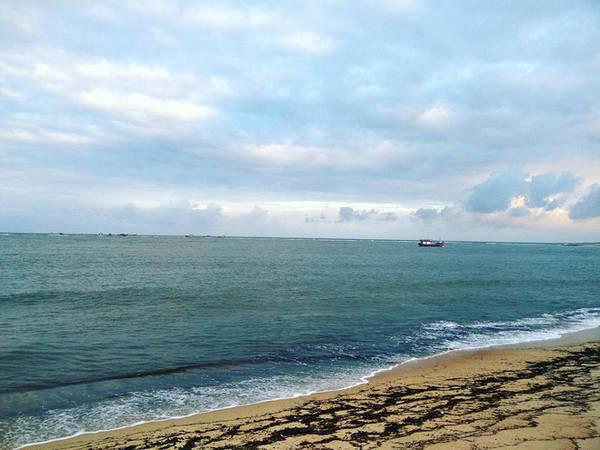 Biển Bảo Ninh. - thuy.ng.thuy