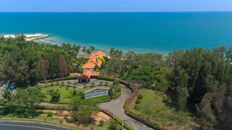 """Khu nghỉ dưỡng từng được Tạp chí The Guide bầu chọn là một trong những """"Resort đẹp nhất"""" ở Mũi Né – Phan Thiết."""