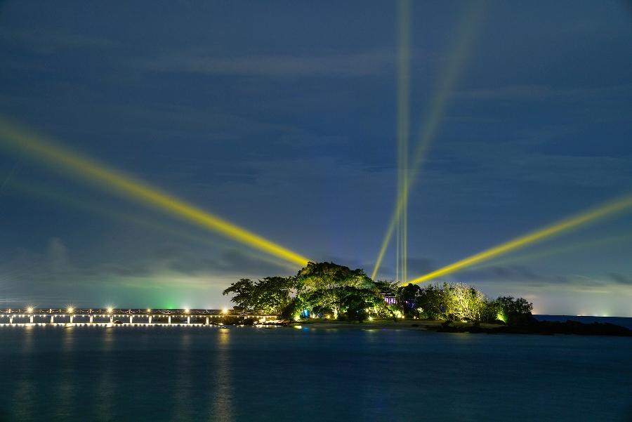 Ngắm hoàng hôn tại quán bar sở hữu view 360 độ toàn cảnh Phú Quốc