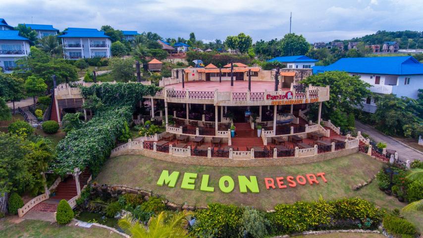 Ảnh: Twitter Melon Resort