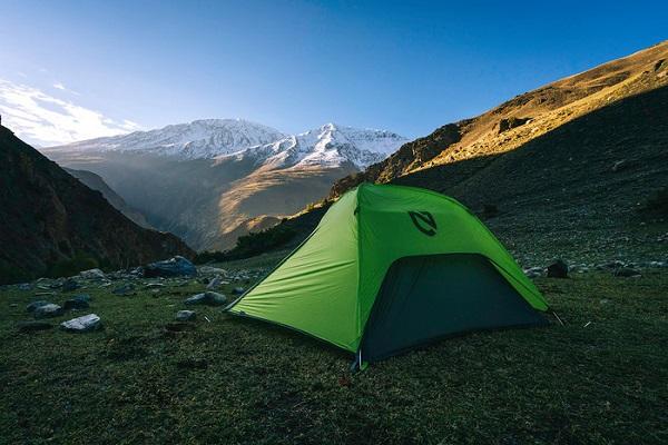 Cắm trại ở Wakhan. Ảnh: Vagabond