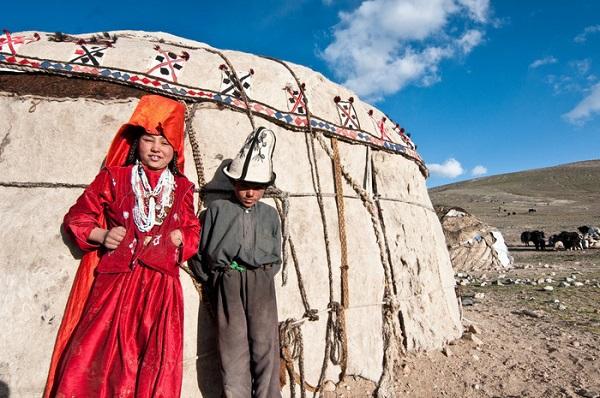 Chân dung người dân ở Wakhan. Ảnh: Secretcompass