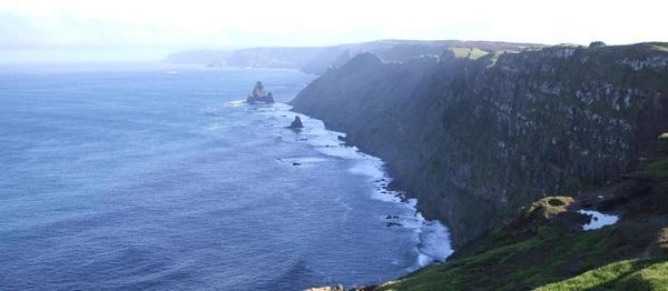 Chatham là một quần đảo nằm cách đảo South của New Zealand khoảng 650 km về phía đông. Trong số 11 đảo của Chatham, chỉ hai đảo có người sinh sống là đảo Chatham và đảo Pitt. Ảnh: NewZealand.