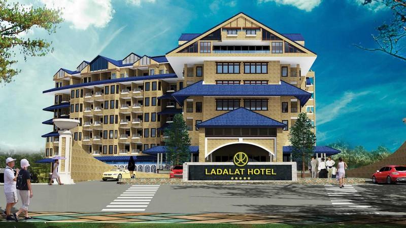 Trọn gói cho 2 khách 3N2Đ ở khách sạn LADALAT 5 sao + 1 bữa ăn tối chỉ 2.999.000 đồng