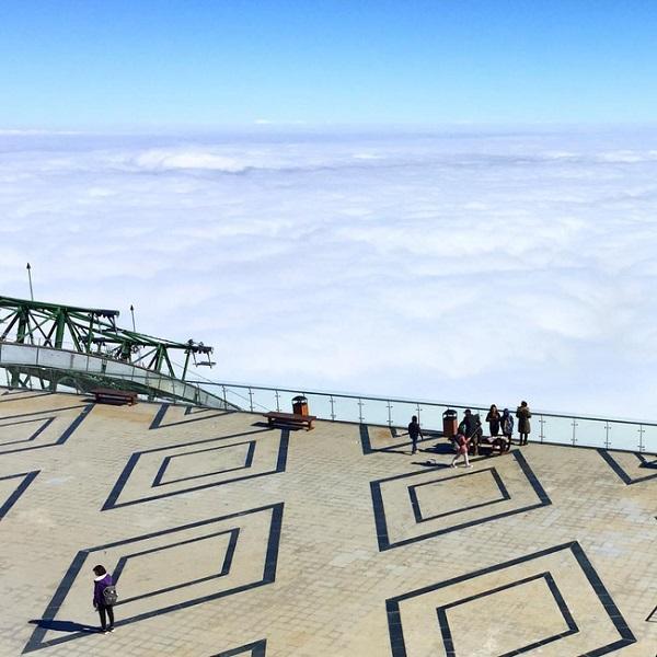 Săn mây thế này còn mong gì nữa @celiacardoson