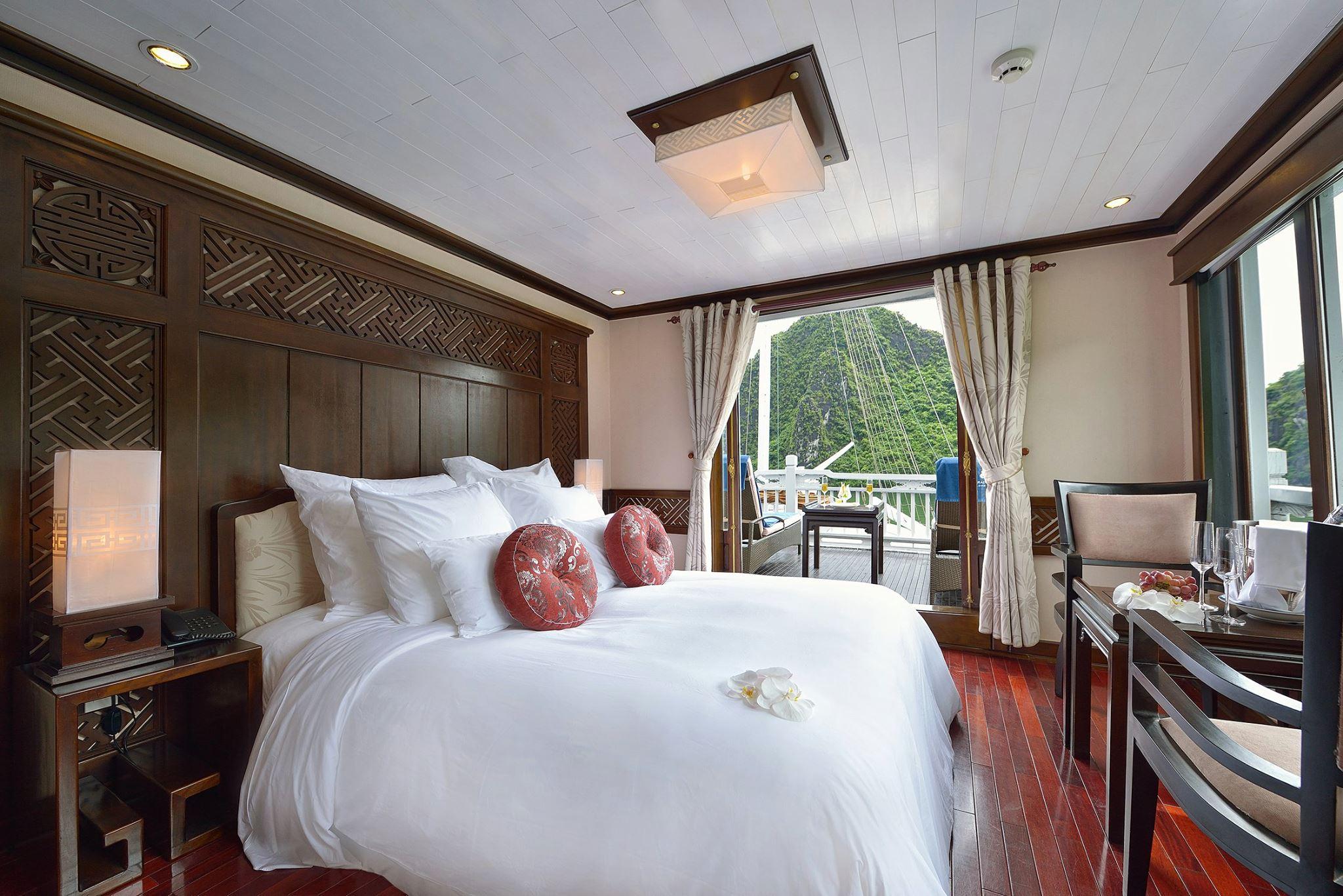 Ảnh: Fb Paradise Cruises
