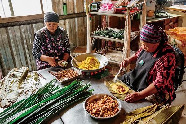 Nền văn hóa đặc sắc: Ngoài văn hóa truyền thống phương Đông, Đài Loan còn có các nét văn hóa đặc trưng của 16 bộ tộc sống ở đây từ thời xa xưa. Ảnh: Taiwan.
