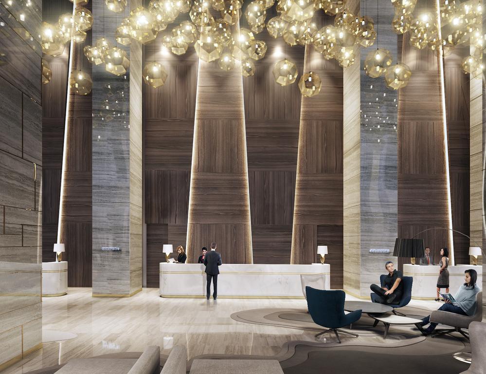 Lobby Bar tại khách sạn Vinpearl Hà Tĩnh
