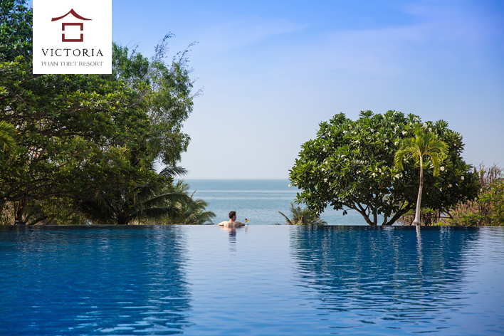 Ảnh: Fb Victoria Phan Thiet Beach Resort & Spa
