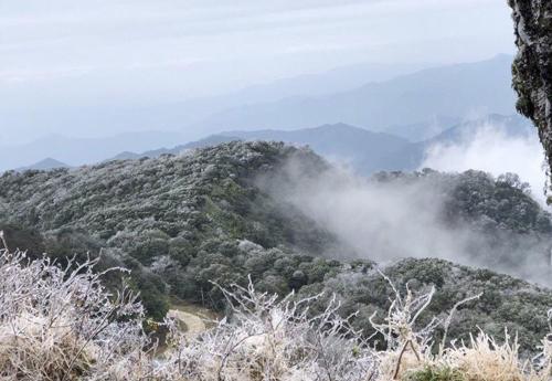 Trước đó, vào tháng 11/2017, băng tuyết cũng xuất hiện ở đỉnh Phia Oắc khi nhiệt độ xuống dưới 1 độ C, trời mưa nhỏ. Băng phủ trên cây cối ở độ cao 1.931 m xuống 1.850 m. Tuy nhiên, băng tuyết chỉ tồn tại từ đêm đến trưa hôm sau là tan chảy.