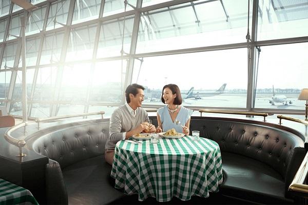 Hãy xem sân bay Changi, Singapore làm bạn vui vẻ như thế nào - Ảnh: Telegrap