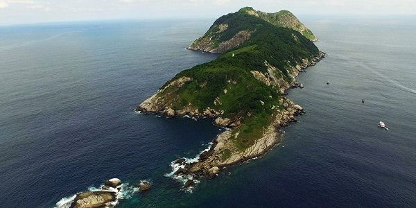 Nằm cách bờ biển bang São Paulo của Brazil khoảng 33 km, đảo Ilha de Queimada Grande nổi tiếng là một trong những vùng đất nguy hiểm trên thế giới. Ảnh: Amigos do Joe.