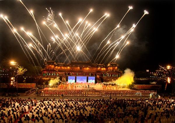Festival Huế 2018 hứa hẹn sẽ mang tới cho du khách nhiều hoạt động sôi nổi, hấp dẫn. Ảnh: Internet