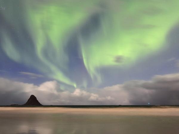 Na Uy là nơi có nhiều địa điểm ngắm cực quang nhất khi tiếp tục có thêm địa danh Andoy trong danh sách này.