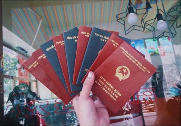 Mẫu giấy thông hành của Cơ quan quản lý xuất nhập cảnh của Việt Nam. Điều kiện được miễn visa Trung Quốc
