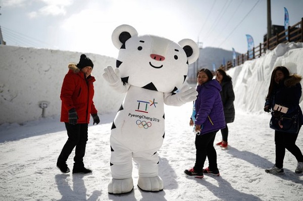 Nếu có thời gian, du khách từ Pyongchang có thể tới Triều Tiên, cách đó khoảng 80 km. Ảnh: Reuters.