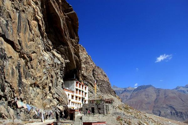 Tu viện Dzongkul ở Zanskar