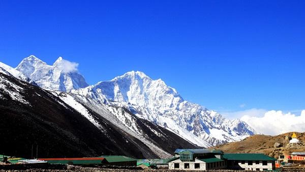 Làng Dingbuche ở Nepal