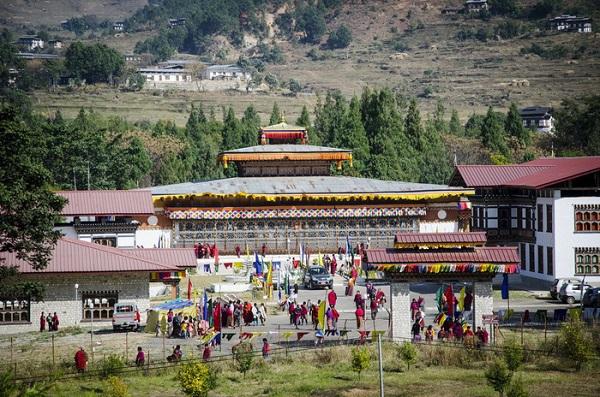 Lễ hội ở Punakha