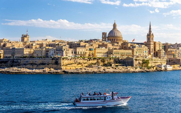 Khám phá Malta bằng thuyền - Ảnh: Assets Tvm
