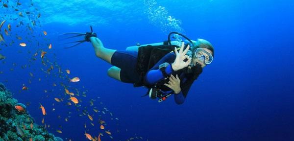 Thể thao dưới nước - Ảnh: guiademalta.com