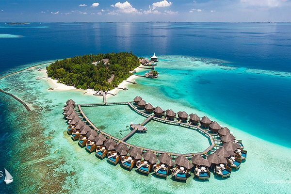 Maldives - Ảnh: golux.vn