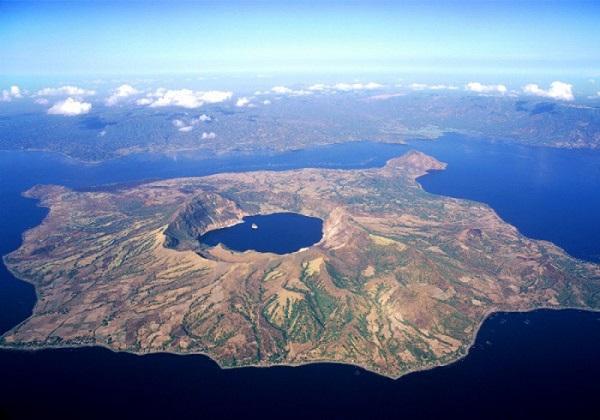 Taal Volcano - Đảo Luzon Phillipines - Ảnh: oddarena.com