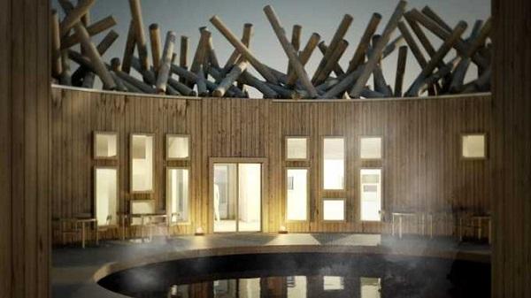 """Đây không phải là một công trình kiến trúc mang tính truyền thống, kiến trúc sư Harstrom chia sẻ. """"Công trình có kiến trúc hơi hướng nội, tập trung nhiều vào bên trong hơn. Vì nếu bạn nhìn nó từ xa, bạn sẽ muốn đoán xem bên trong nó có gì"""", Harstrom cho hay."""