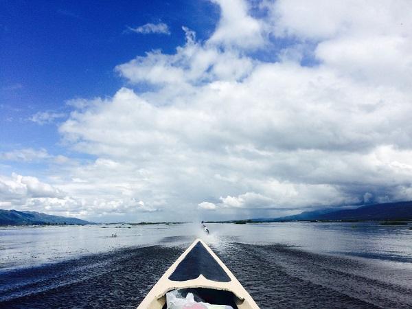 Về bên dòng Inle (Shan, Myanmar) để tận hưởng sự kỳ vĩ của thiên nhiên - Ảnh: bông Mai