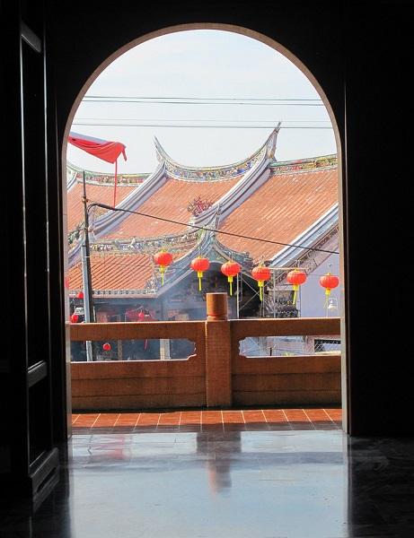 Một ngôi đền Trung Hoa ở Jonker Walk