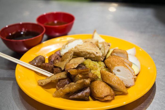 Món Lorbak - Kheng Pin Cafe - Ảnh: penang.com