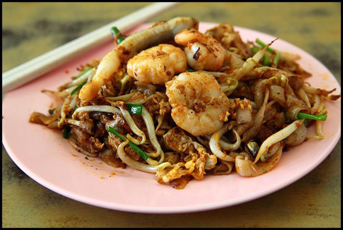 Món hủ tiếu xào - Quán Ping Hooi Cafe - Ảnh: flickr.com