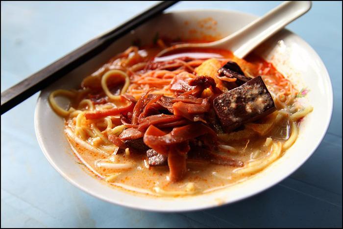 Món Curry Mee - Quán Chị Em - Ảnh: flickr.com