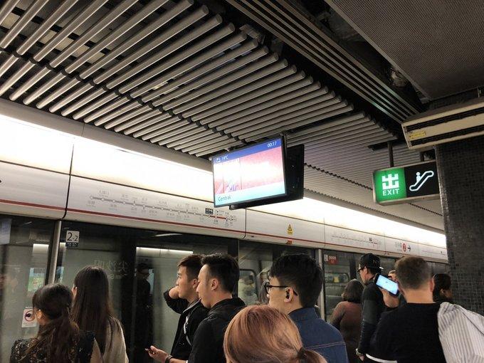 Nhờ hệ thống chỉ dẫn khoa học của MTR, Will chưa bao giờ đi lạc khi anh ở Hong Kong.