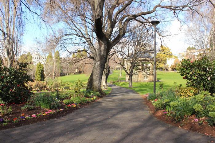 Công viên ở Hobart
