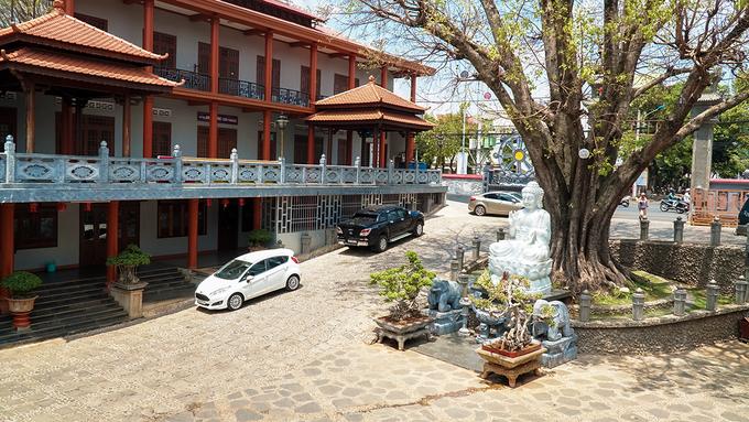 Hiện Khải Đoan là trụ sở của Phật giáo tỉnh Đắk Lắk, được người dân quen gọi là chùa lớn hay chùa tỉnh. Đây không chỉ là trung tâm sinh hoạt tôn giáo lớn mà còn là điểm dừng chân của nhiều Phật tử mỗi khi có dịp ghé chân mảnh đất Tây Nguyên.
