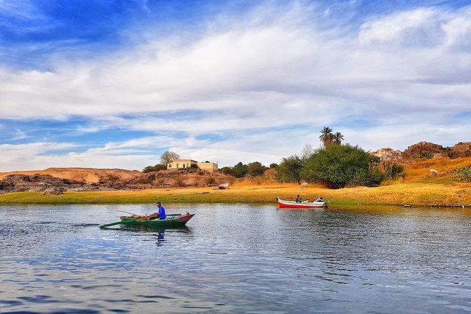 Tháng 3 vừa rồi Hoàng Lê Giang tiếp tục hành trình khám phá Ai Cập - nơi còn nhiều tàn tích sót lại của một nền văn minh rực rỡ bên dòng sông Nile huyền thoại.