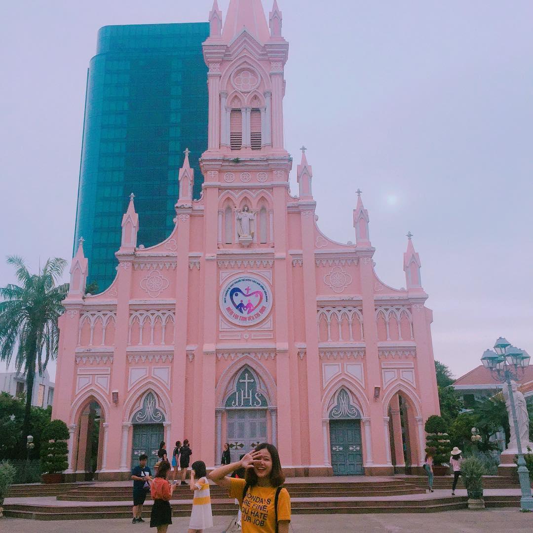 nhà thờ con gà đà nẵng (2)